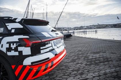 2018 Audi e-tron prototype 8