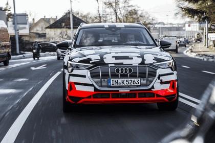 2018 Audi e-tron prototype 27