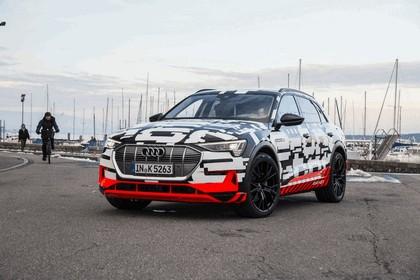 2018 Audi e-tron prototype 30