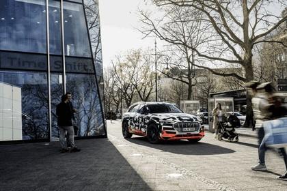 2018 Audi e-tron prototype 35