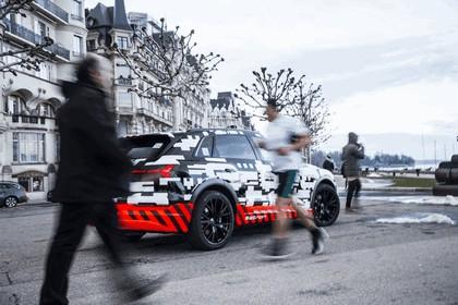 2018 Audi e-tron prototype 41