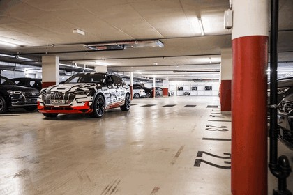 2018 Audi e-tron prototype 42