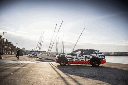 2018 Audi e-tron prototype 45