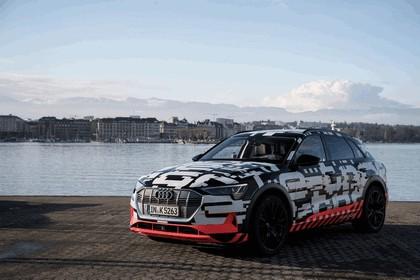 2018 Audi e-tron prototype 50