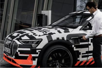 2018 Audi e-tron prototype 51