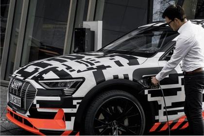 2018 Audi e-tron prototype 52