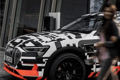 2018 Audi e-tron prototype 53