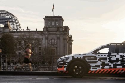 2018 Audi e-tron prototype 58