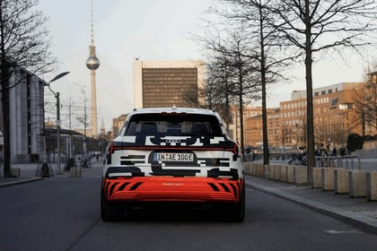 2018 Audi e-tron prototype 60