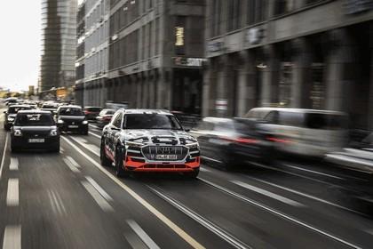 2018 Audi e-tron prototype 61