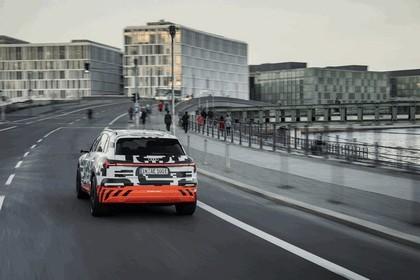 2018 Audi e-tron prototype 66