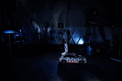 2018 Audi e-tron prototype 84