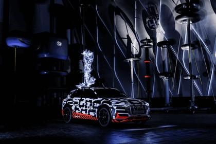 2018 Audi e-tron prototype 88