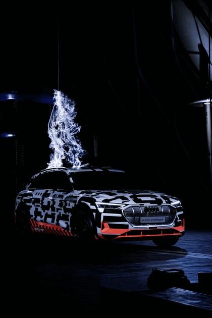 2018 Audi e-tron prototype 89