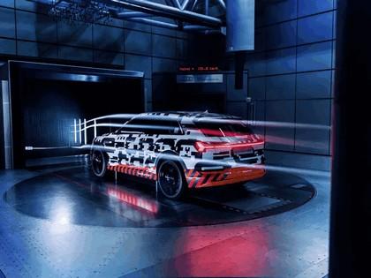 2018 Audi e-tron prototype 91
