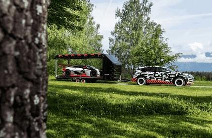 2018 Audi e-tron prototype 95
