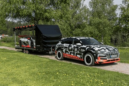 2018 Audi e-tron prototype 96