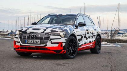 2018 Audi e-tron prototype 2