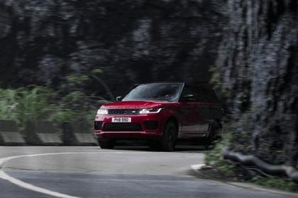 2018 Land Rover Range Rover Sport PHEV 1