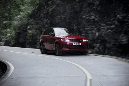 2018 Land Rover Range Rover Sport PHEV 4