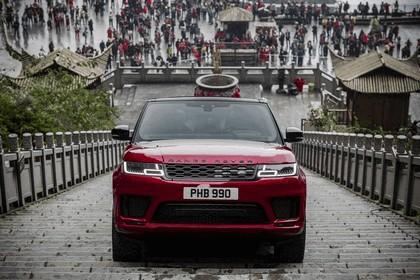 2018 Land Rover Range Rover Sport PHEV 10