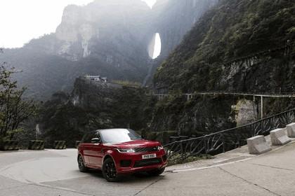 2018 Land Rover Range Rover Sport PHEV 11