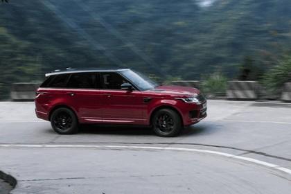 2018 Land Rover Range Rover Sport PHEV 12