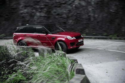 2018 Land Rover Range Rover Sport PHEV 13