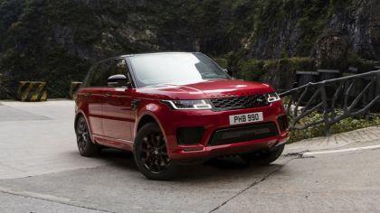 2018 Land Rover Range Rover Sport PHEV 2
