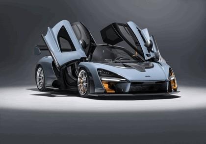 2018 McLaren Senna - victory grey 6