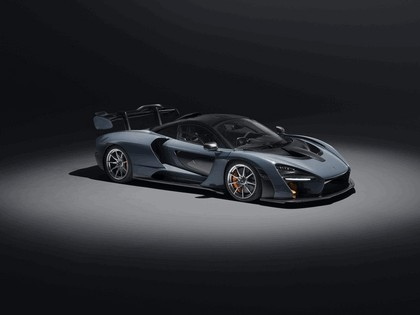 2018 McLaren Senna - victory grey 10