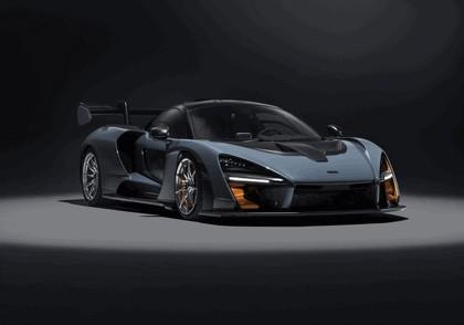 2018 McLaren Senna - victory grey 12
