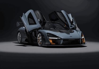 2018 McLaren Senna - victory grey 15