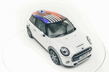 2018 Mini Cooper S - royal wedding edition 2