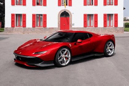 2018 Ferrari SP38 2