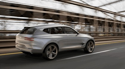 2018 Genesis GV80 concept 4
