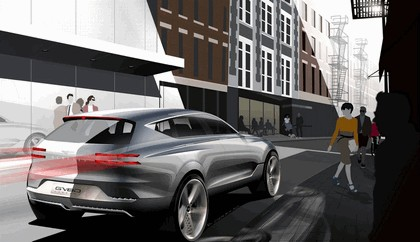 2018 Genesis GV80 concept 14