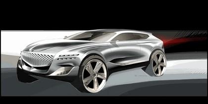 2018 Genesis GV80 concept 16