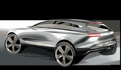 2018 Genesis GV80 concept 17