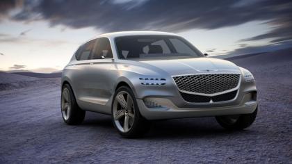 2018 Genesis GV80 concept 2
