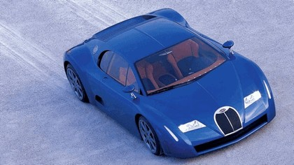 1999 Bugatti EB 18.3 Chiron 2