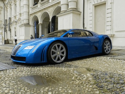 1999 Bugatti EB 18.3 Chiron 7