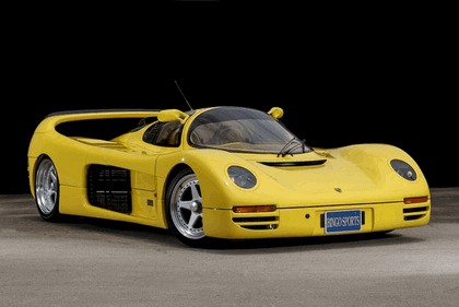 1994 Porsche Schuppan 962CR 13