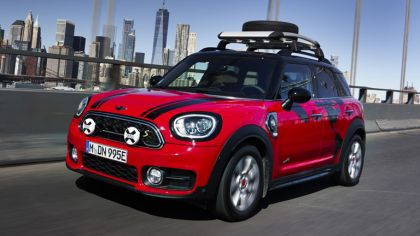2018 Mini Countryman Panamericana plug-in hybrid 7