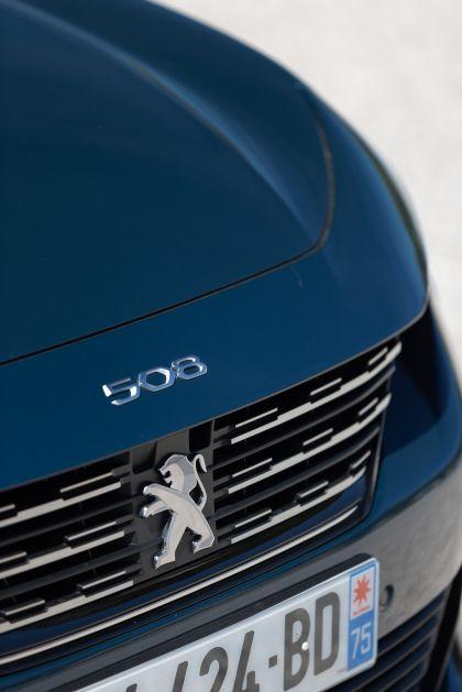 2018 Peugeot 508 225