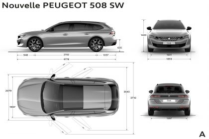 2018 Peugeot 508 SW 19