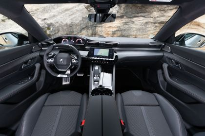 2018 Peugeot 508 SW 139