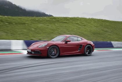 2018 Porsche Cayman ( 718 ) GTS 4