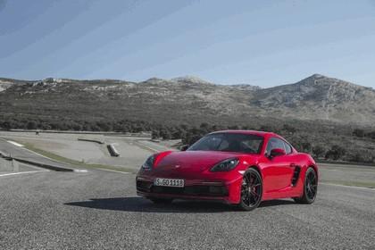 2018 Porsche Cayman ( 718 ) GTS 12