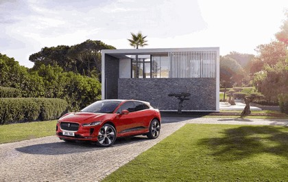 2018 Jaguar i-Pace 1